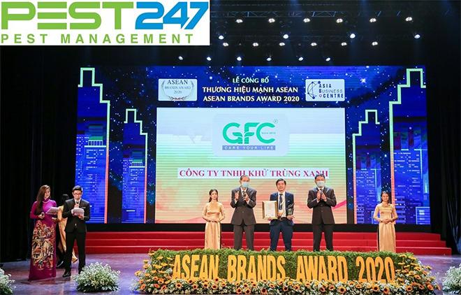 Công ty Diệt Côn Trùng Khử Trùng Xanh (GFC) - thương hiệu uy tín trong lĩnh vực diệt côn trùng tại Việt Nam - 1