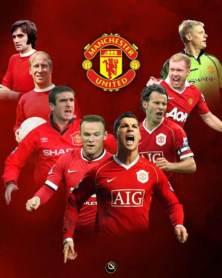 Tranh cãi SAO vĩ đại nhất MU: Giggs số 1, Rooney và Ronaldo không lọt top 5 - 1