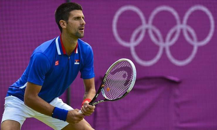 Djokovic lộ 3 đối thủ lớn ở Olympic, Sao Man City ngợi ca Nadal (Tennis 24/7) - 1