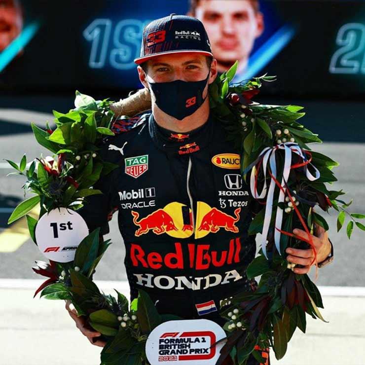 Đua xe F1, phân hạng British GP: Verstappen khẳng định vị thế - 1