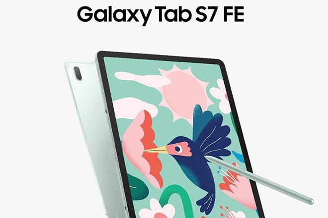 Galaxy Tab S7 FE giá 13,99 triệu đồng chính thức lên kệ tại Việt Nam - 1