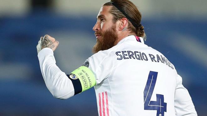 """""""Đại ca"""" Ramos rời Real vẫn tạo áp lực: Không ai dám nhận áo số huyền thoại - 1"""