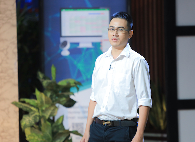 Startup công nghệ từ chối 5 tỉ của shark Bình tại Shark Tank - 1