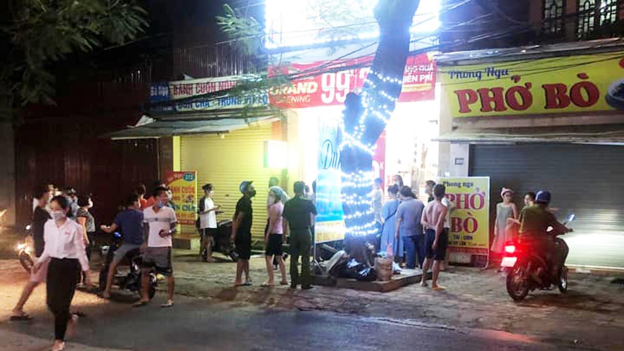 Chủ shop quần áo tử vong bất thường trong cửa hàng ở Hưng Yên - 1