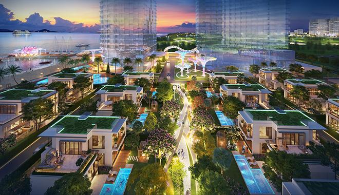 Khai phá tiềm năng đầu tư bất động sản biển - 1