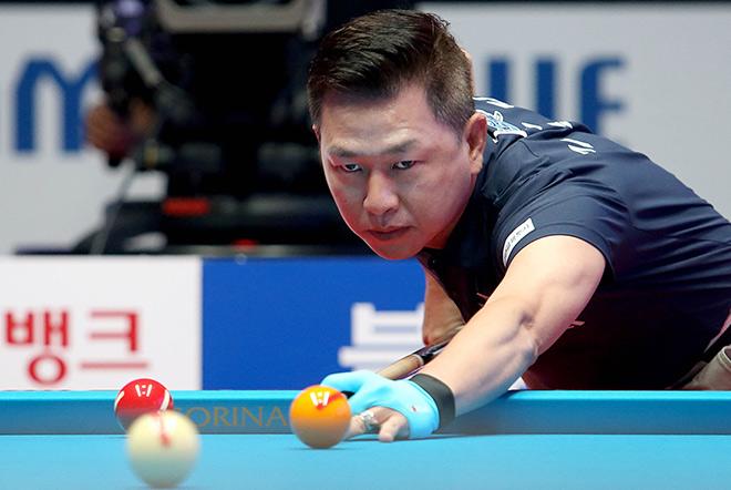 """Minh Cẩm tung """"đường cơ hoàn hảo"""" đánh bại sao bi-a Bỉ tại PBA Tour - 1"""
