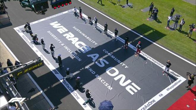 Đua xe F1, chặng British GP: Red Bull thất bại, Mercerdes đã tìm được nhịp thắng? - 1