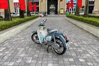 Choáng với Honda Super Cub giá 400 triệu đồng - 1