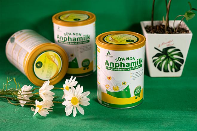 Sữa non Anphamilk – Giải pháp hỗ trợ tăng cường sức khỏe trong mùa dịch - 1
