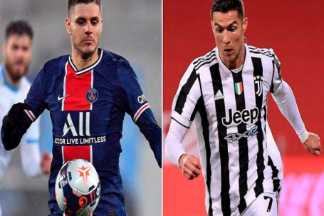 Sự nghiệp Ronaldo suy tàn: Juventus bạc đãi, Vua phá lưới EURO không cứu nổi