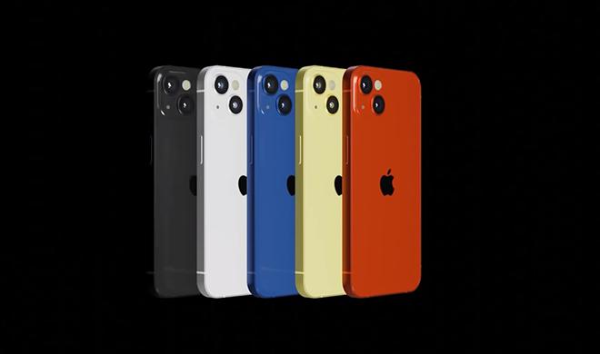 Cận cảnh iPhone 13 tinh xảo từng chi tiết, hấp dẫn mọi ánh nhìn - 1