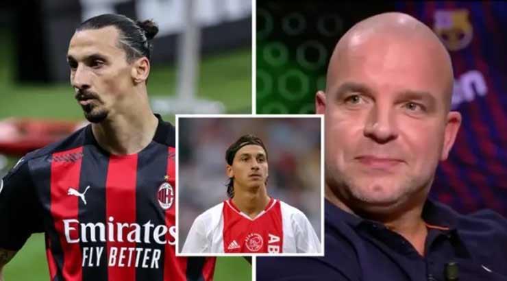 """Ibrahimovic từng cho đồng đội cũ ăn tát, dọa bẻ gãy chân vì bị """"hôn trộm"""" - 1"""