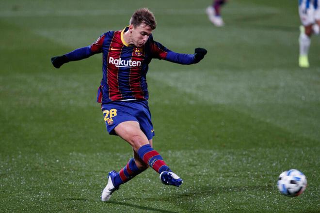 """Barca nguy cơ bỏ La Liga: Đưa """"măng non"""" lên thay Messi, đẩy Griezmann sang Juventus - 1"""