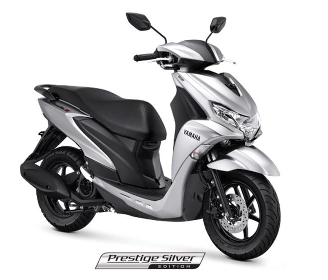 Yamaha Freego 2021 bổ sung màu sắc và tính năng  mới - 1