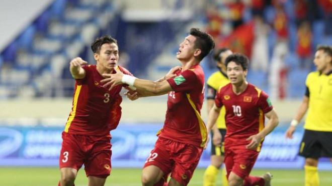 Choáng với cơ hội đi tiếp của tuyển Việt Nam tại vòng loại World Cup - 1