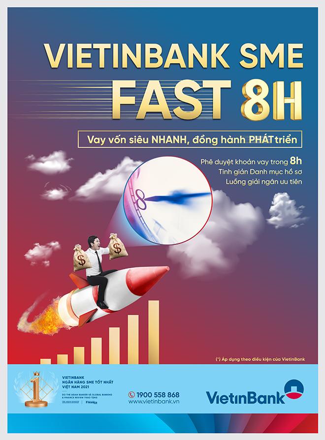 VietinBank SME Fast 8H - vay vốn siêu nhanh chỉ trong 8 giờ - 1