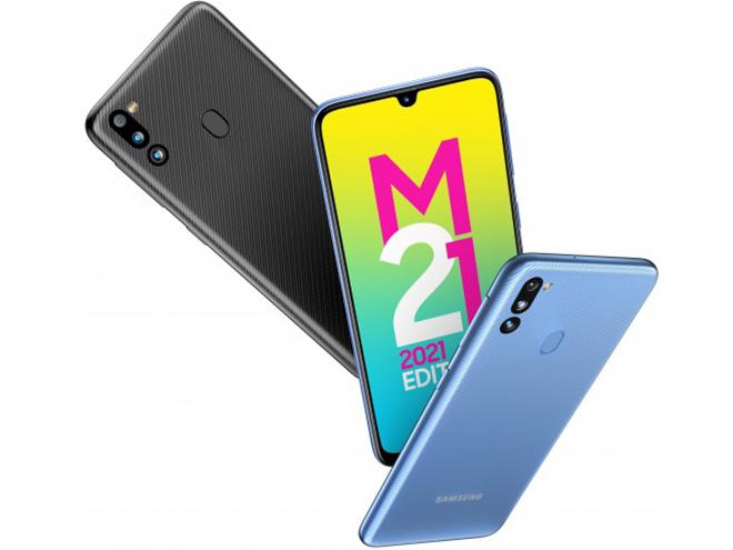 """Chính thức """"trình làng"""" Galaxy M21 pin 6000 mAh, giá từ 3,9 triệu - 1"""