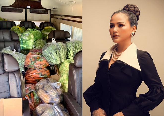 Hoa hậu Rita Đặng tự bỏ tiền làm từ thiện, không kêu gọi để tránh thị phi - 1