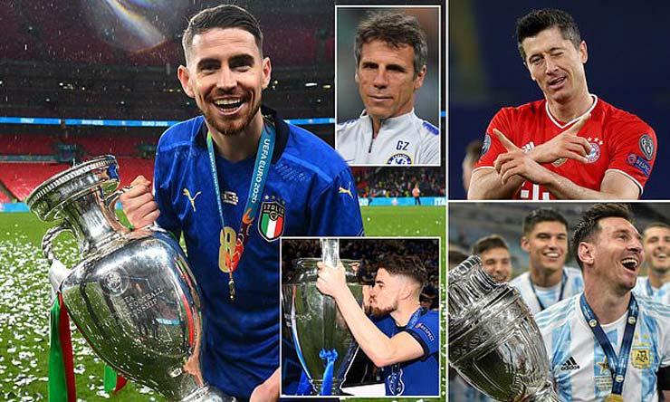 """Huyền thoại Chelsea đòi """"cướp"""" Quả bóng Vàng của Messi trao cho Jorginho - 1"""