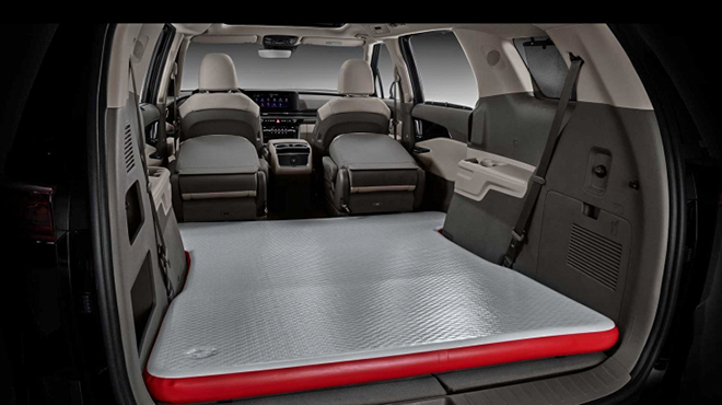 KIA Sedona bản Hi Limousine 4 chỗ chính thức có giá bán hơn 1,7 tỷ đồng - 7