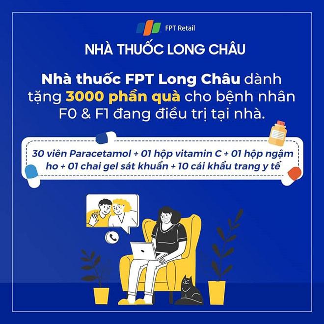 Long Châu chung tay cùng cộng đồng vượt qua đại dịch Covid-19 - 1