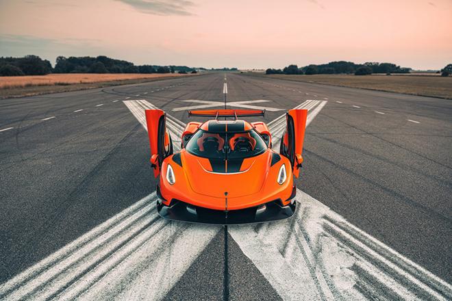 Siêu xe nhanh nhất hành tinh lên lịch sản xuất, tất cả đều đã có chủ nhân - 1