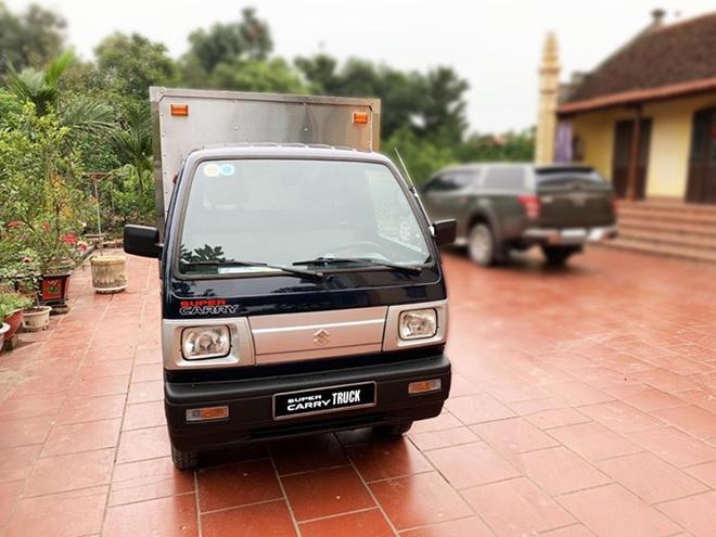 Suzuki Carry Truck, lựa chọn sáng suốt sau bài học cay đắng với xe tải nhẹ sao chép - 1