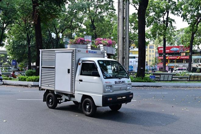 Suzuki Carry Truck, lựa chọn sáng suốt sau bài học cay đắng với xe tải nhẹ sao chép - 4