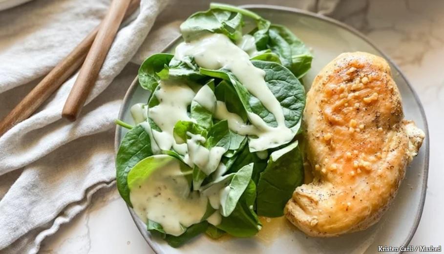 10 công thức biến tấu ức gà nhàm chán thành món ăn ai cũng phải thòm thèm - 1