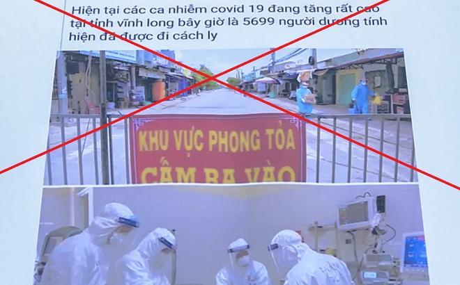 Lập tài khoản ảo bịa đặt thông tin dịch COVID-19 để vu vạ chị dâu - 1