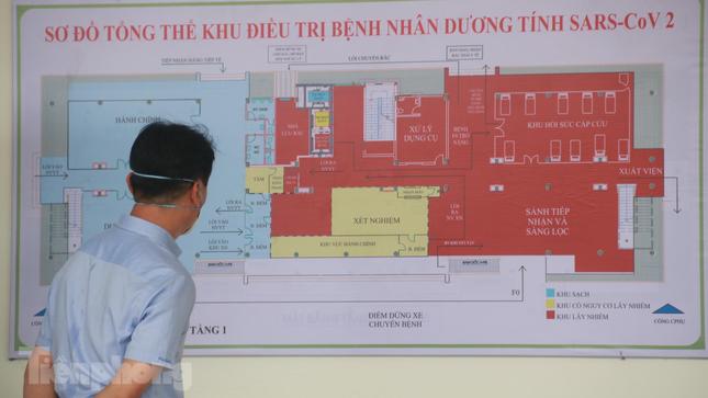 Đà Nẵng thiết lập bệnh viện dã chiến 350 giường - 1
