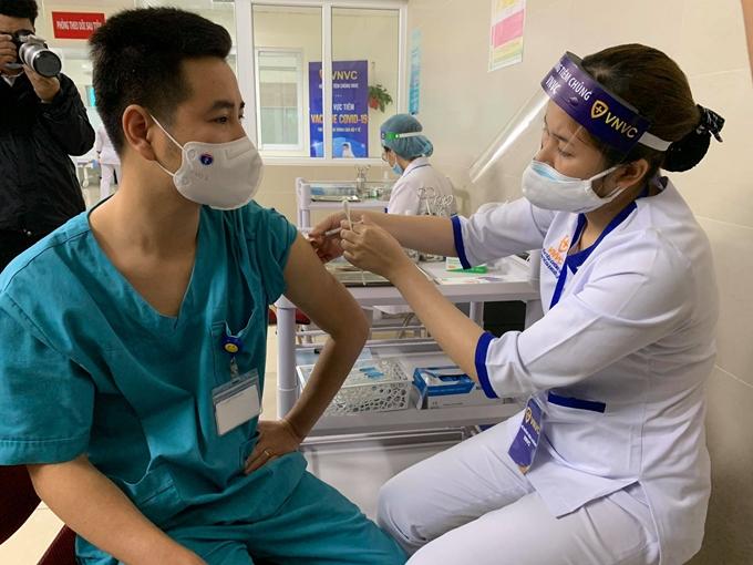 Bộ Y tế đề nghị hoàn thiện để xem xét cấp phép khẩn cấp vắc-xin COVID-19 của Việt Nam - 1