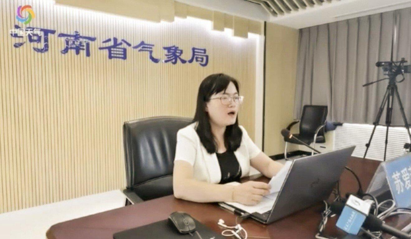 """Vì sao Trung Quốc dự báo sai trận mưa lũ """"ngàn năm có một""""? - 1"""