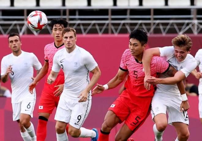 Video bóng đá Olympic New Zealand - Hàn Quốc: SAO Ngoại hạng Anh tỏa sáng, kết cục cay đắng - 1