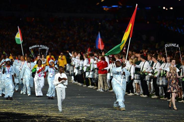 Sốc đoàn Guinea bỏ cuộc trước khai mạc Olympic, sự thật không phải do Covid-19? - 1