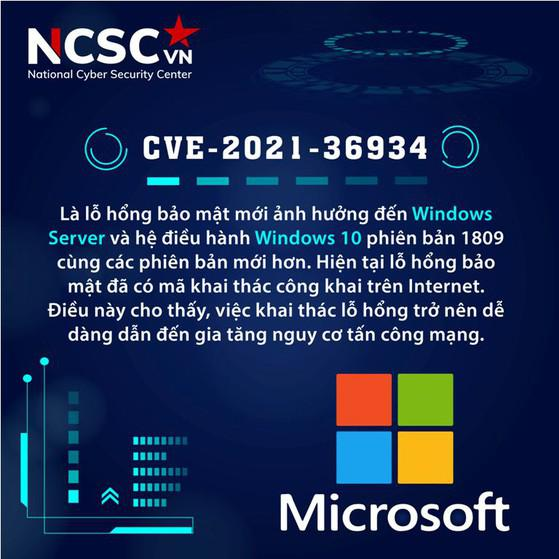 Phát hiện lỗ hổng bảo mật trên Windows 10, mã khai thác công khai trên internet - 1
