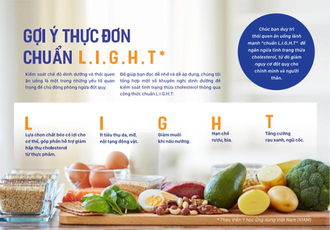 Bật mí công thức nấu ăn chuẩn LIGHT giúp sao Việt đẩy lùi tình trạng thừa cholesterol - 1