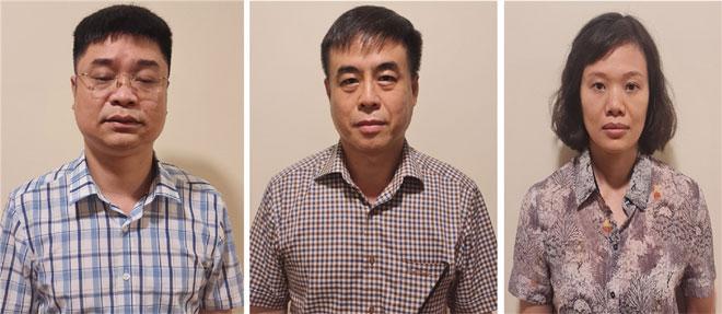 Bộ Công an bắt giữ 1 Đội trưởng Đội QLTT Hà Nội - 1