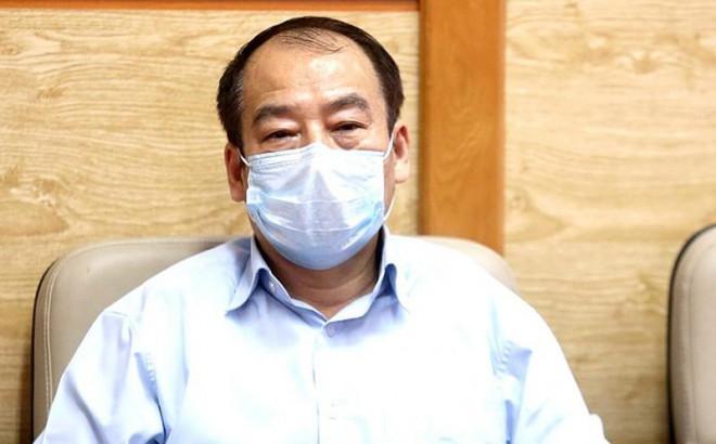 Chuyên gia Bộ Y tế đánh giá về tình hình dịch COVID-19 ở Hà Nội - 1