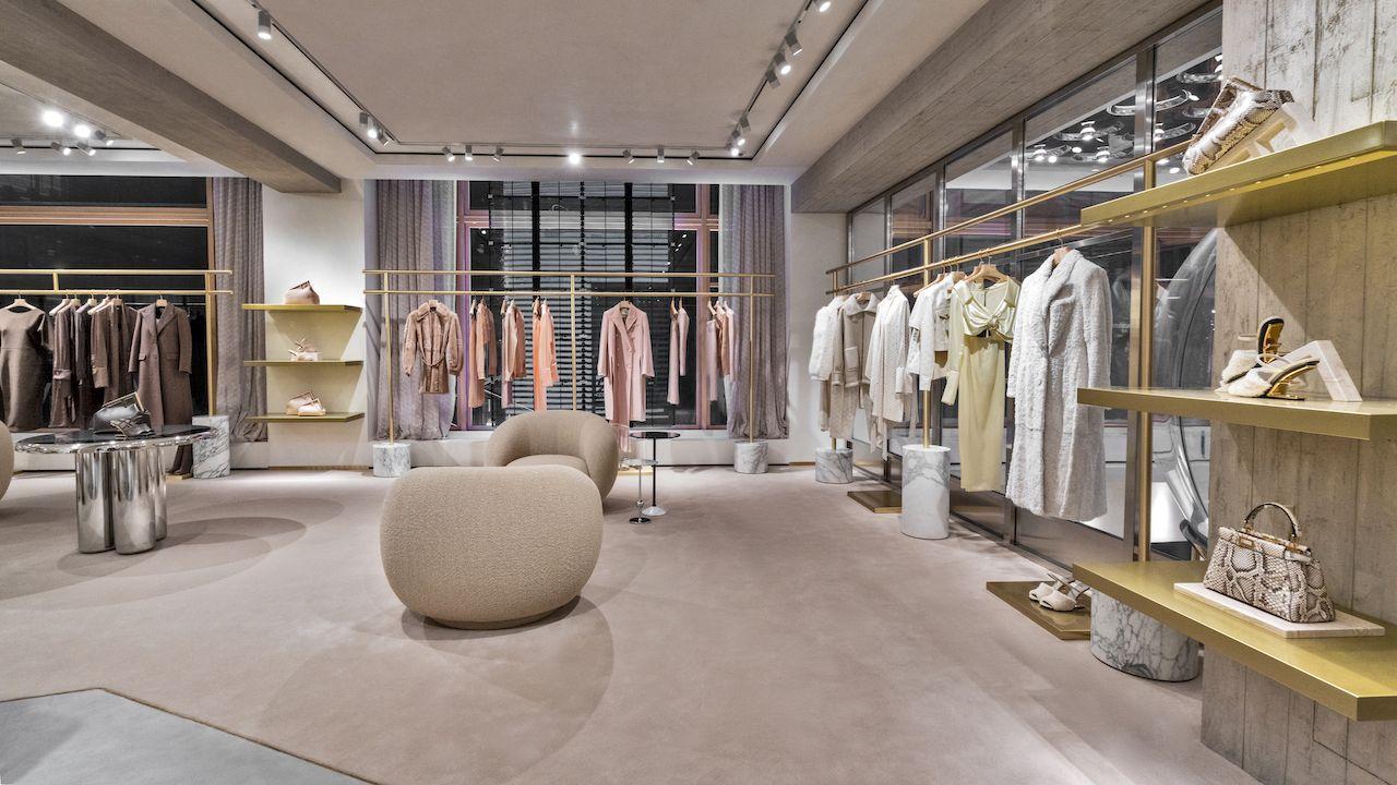 """Fendi mở cửa hàng Flagship """"trong mơ"""" ở New York - 1"""