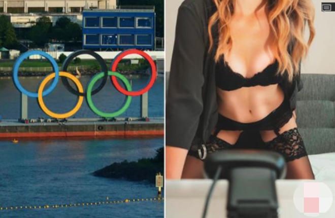 Giật mình nhà vô địch Olympic bị lôi kéo bởi người mẫucực đẹp - 1