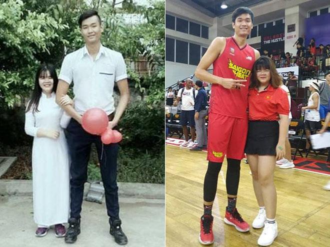 """Cô gái """"nấm lùn"""" tán đổ cầu thủ bóng rổ cao hơn 2m chỉ trong 3 ngày - 1"""