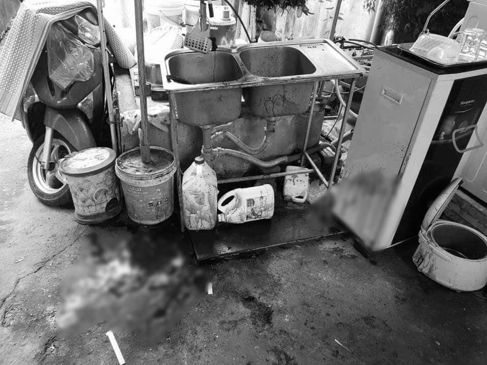 Đau lòng nguyên nhân tài xế xe ôm đâm chết hàng xóm ở Hà Nội - 1