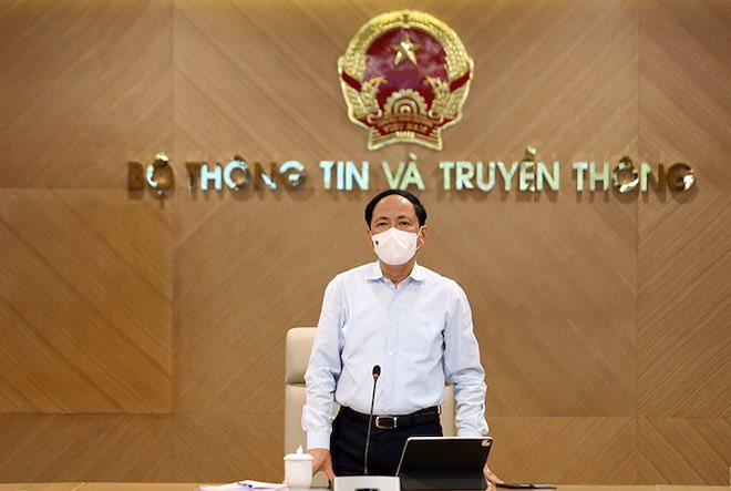 COVID-19: Bộ TT&TT ứng trực 24/7, phòng chống dịch như thời chiến - 1