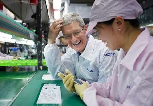 Nhà cung cấp của Apple, Foxconn từng xây dựng nhà máy iPhone lớn nhất thế giới ở Trịnh Châu.