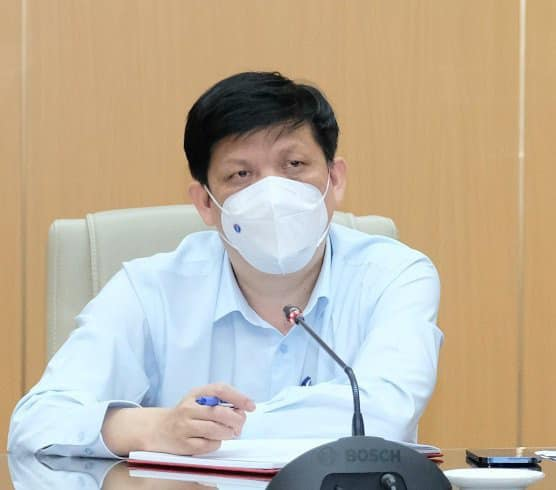 Bộ trưởng Y tế: Dịch ở các tỉnh phía Nam vẫn diễn biến phức tạp nhưng đã có dấu hiệu tích cực - 1