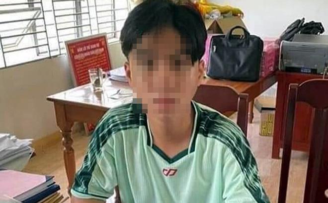 Công an tiết lộ thông tin bất ngờ về thiếu niên 15 tuổi sát hại thầy hiệu trưởng - 1