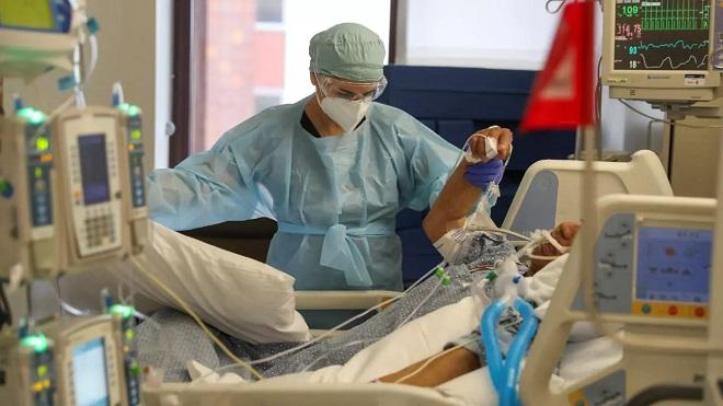 Số ca nhiễm Covid-19 mới ở Mỹ cao nhất thế giới, virus lây lan mạnh trên toàn quốc - 1