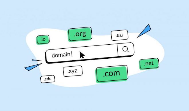 Frequently asked questions when registering a website domain name - 5