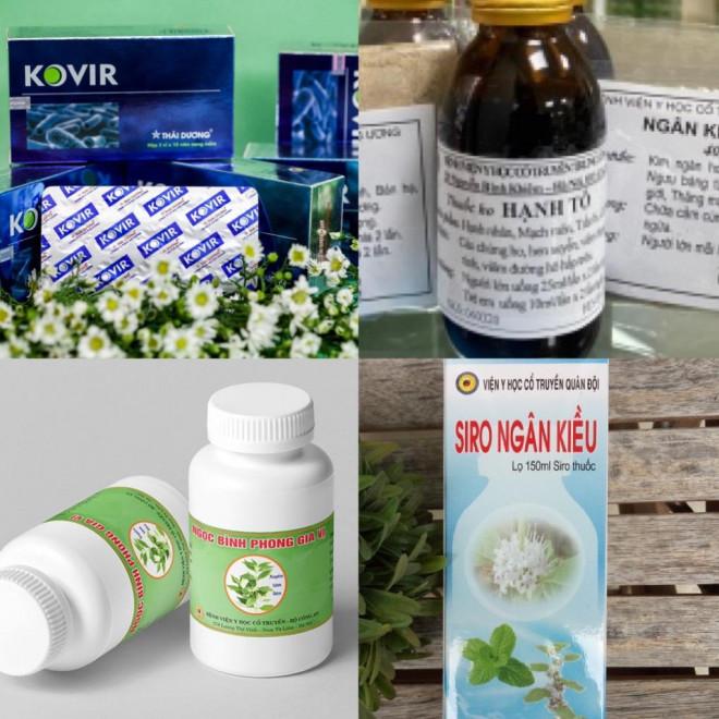 Bộ Y tế công bố 12 loại thuốc cổ truyền hỗ trợ điều trị Covid-19 - 1
